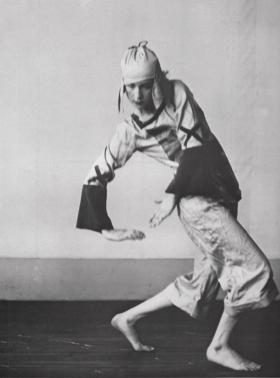 Lucia Joyce ca. 1929 (Berenice Abbott)